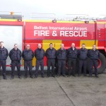 Belfast International Fire & Rescue Crew